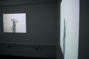 installation shot, Interregnum show